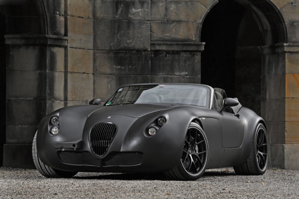 Wiesmann MF5 V10 Black Bat от SchwabenFolia