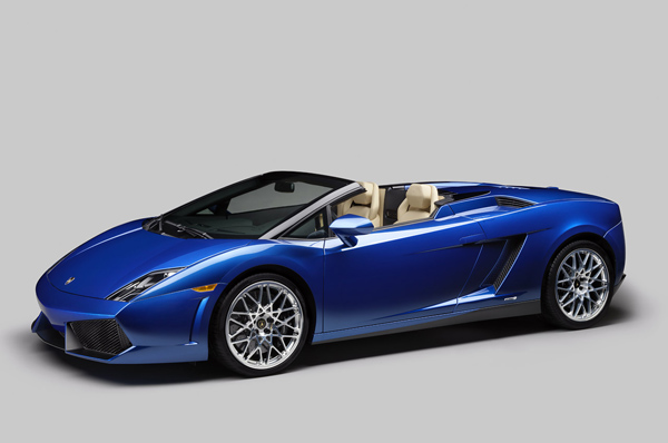 Lamborghini показал Gallardo LP 550-2 Spyder